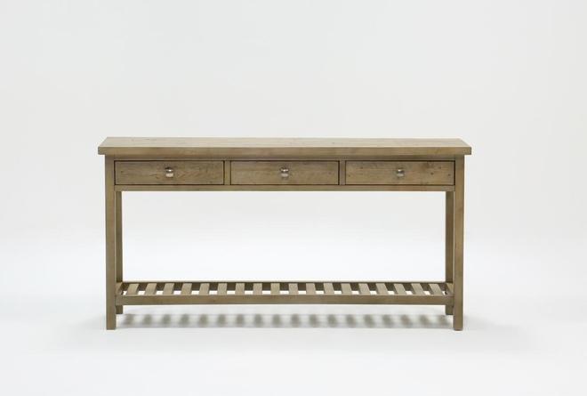 Colette Sofa Table - 360
