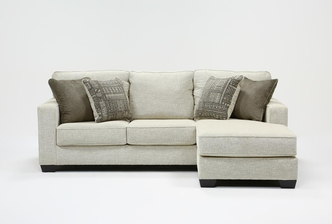 Marcos Sofa With Reversible Chaise - 360