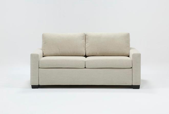 """Mackenzie Pearl 74"""" Queen Sofa Sleeper - 360"""