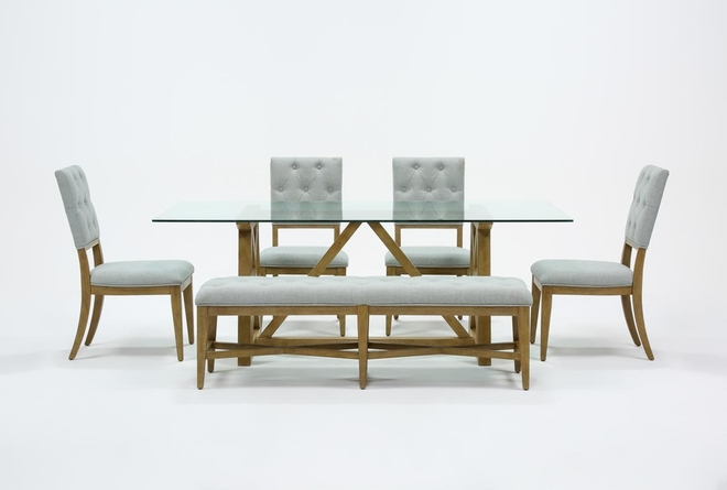 Robin 6 Piece Dining Set - 360