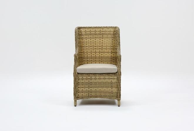 Capri Outdoor Dining Chair - 360
