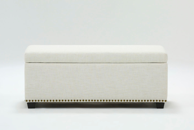 Sophia II Storage Bench - 360