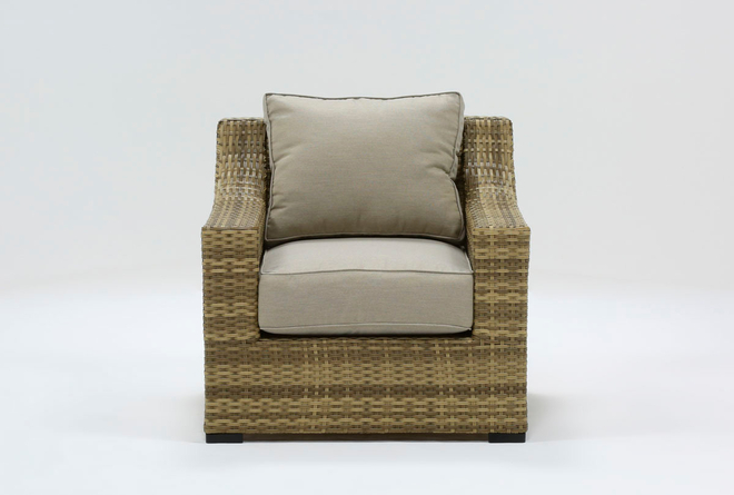 Capri Outdoor Lounge Chair - 360