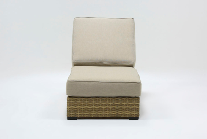 Capri Outdoor Chaise Lounge - 360