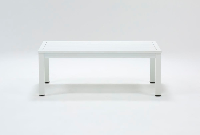 Wilshire Outdoor Coffee Table - 360