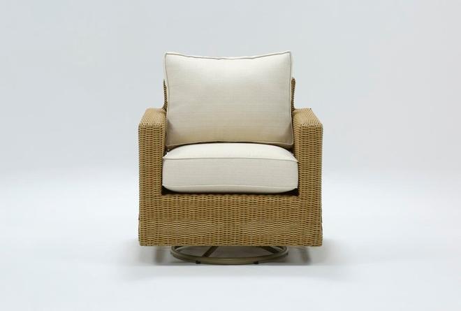 Sebastian Outdoor Swivel Chair - 360