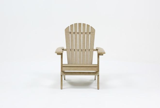 Malaga Outdoor Adirondack Chair - 360
