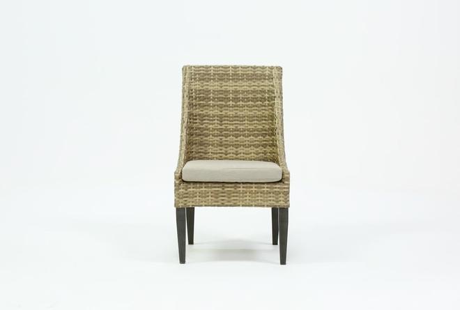 Capri II Outdoor Dining Chair - 360
