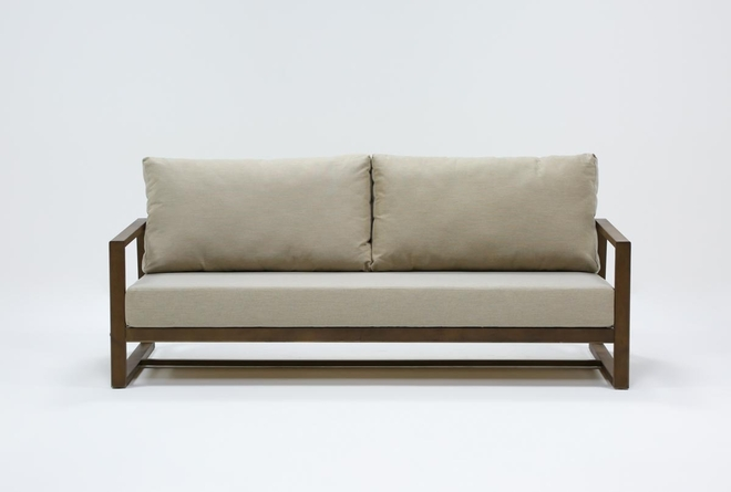 Carmen Outdoor Sofa - 360