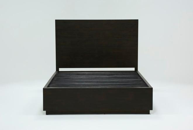 Pierce Queen Panel Bed - 360