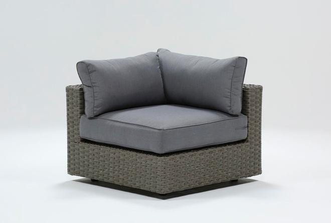 Koro Outdoor Corner Chair - 360