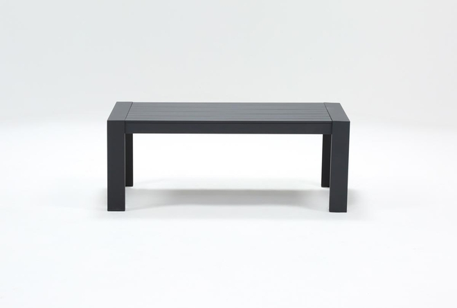 Union Outdoor Cocktail Table - 360