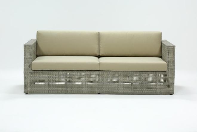 "Union 87"" Outdoor Sofa - 360"
