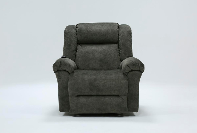 Dwayne Power Rocker Recliner - 360
