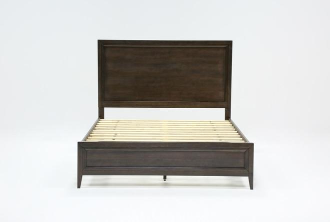Brandon California King Panel Bed - 360