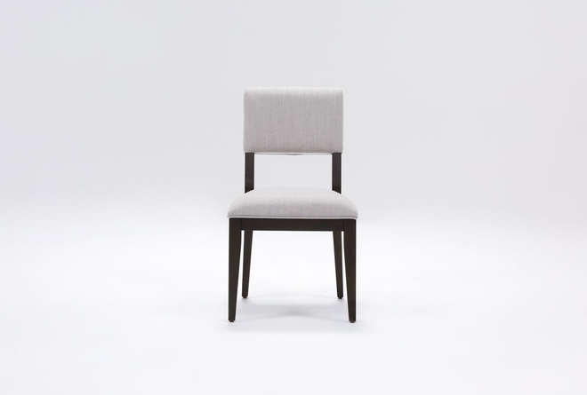Pierce Black Dining Side Chair - 360