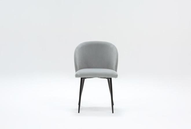 Duffy Grey Dining Side Chair - 360