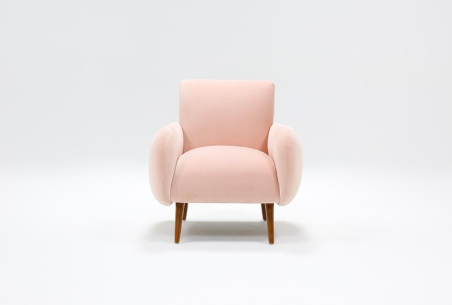 Amber Accent Chair - 360