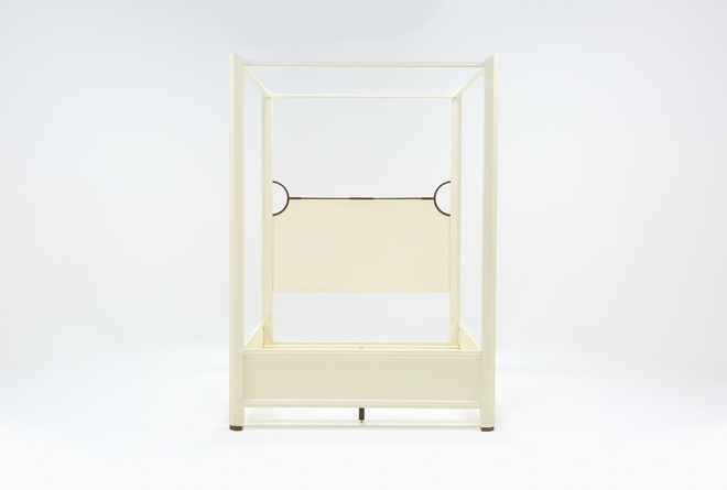 Centre Eastern King Canopy Bed By Nate Berkus And Jeremiah Brent - 360