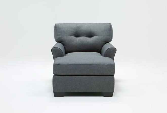 Jacoby Slate Chaise - 360
