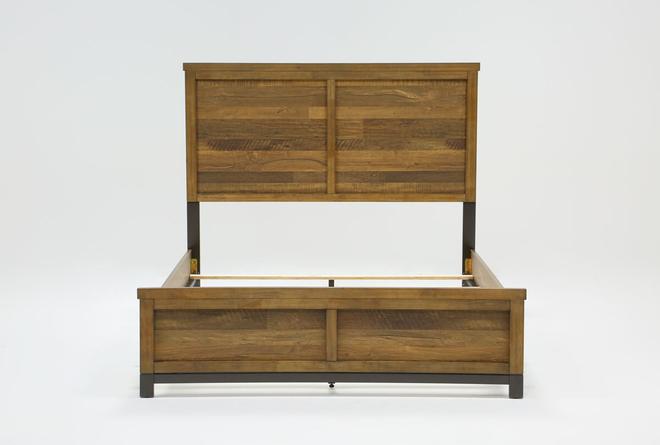 Meadowlark Queen Panel Bed - 360