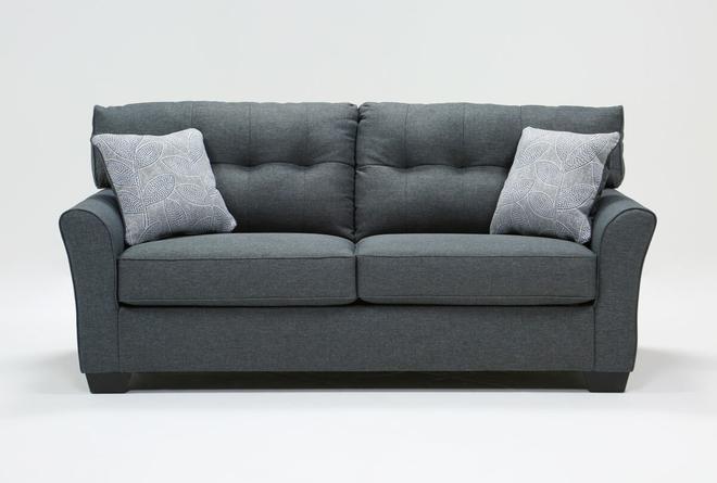 """Jacoby Slate 78"""" Sofa - 360"""