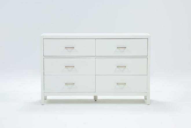 Reese White Dresser - 360