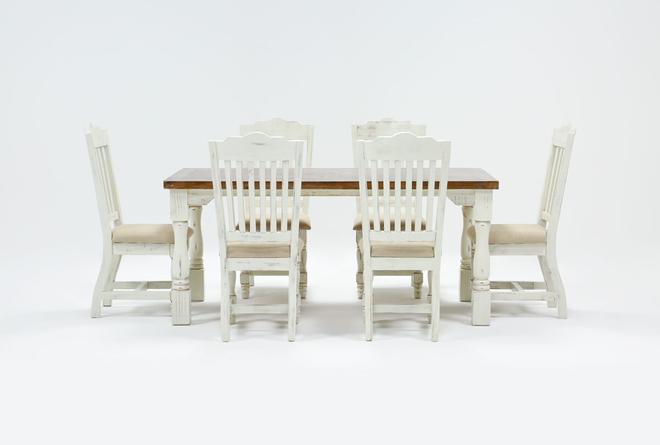 Martha 7 Piece Dining Set - 360