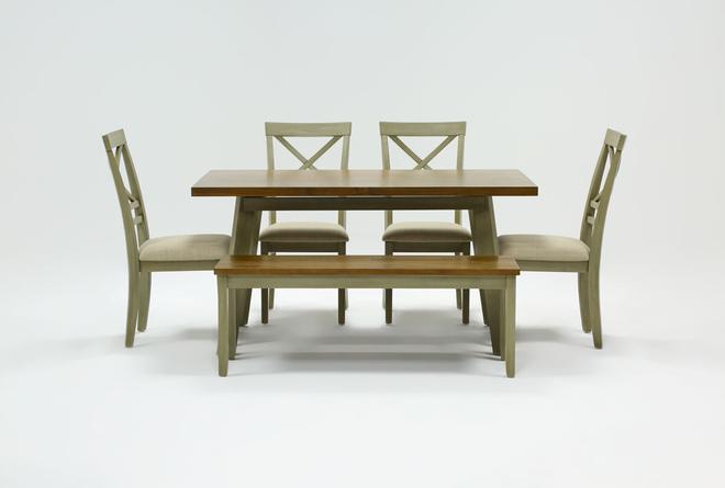 Fairhaven 6 Piece Dining Set - 360