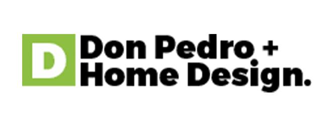 Don Pedro + Home Design