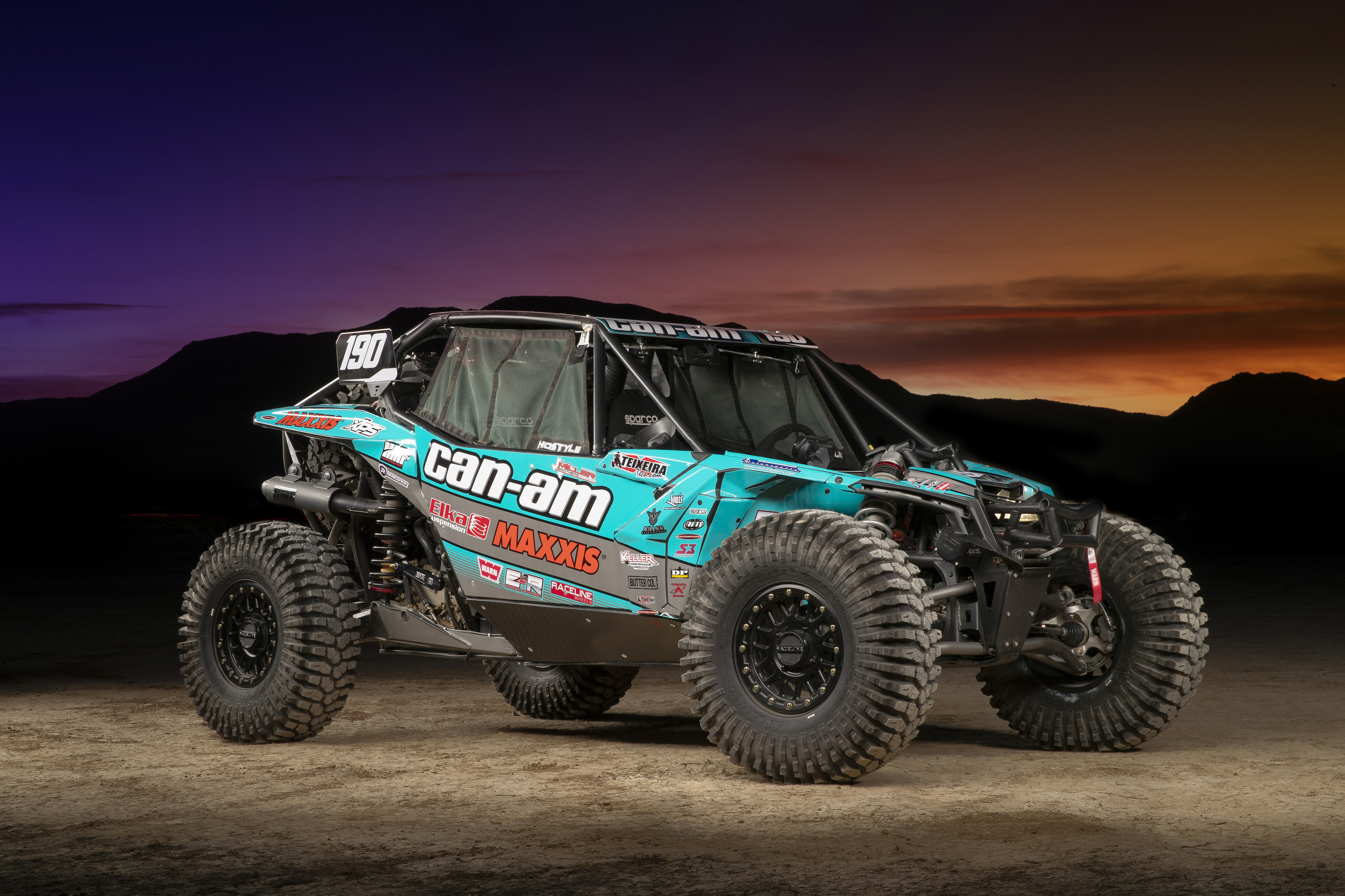 Hunter Miller wins King of Hammers 2020
