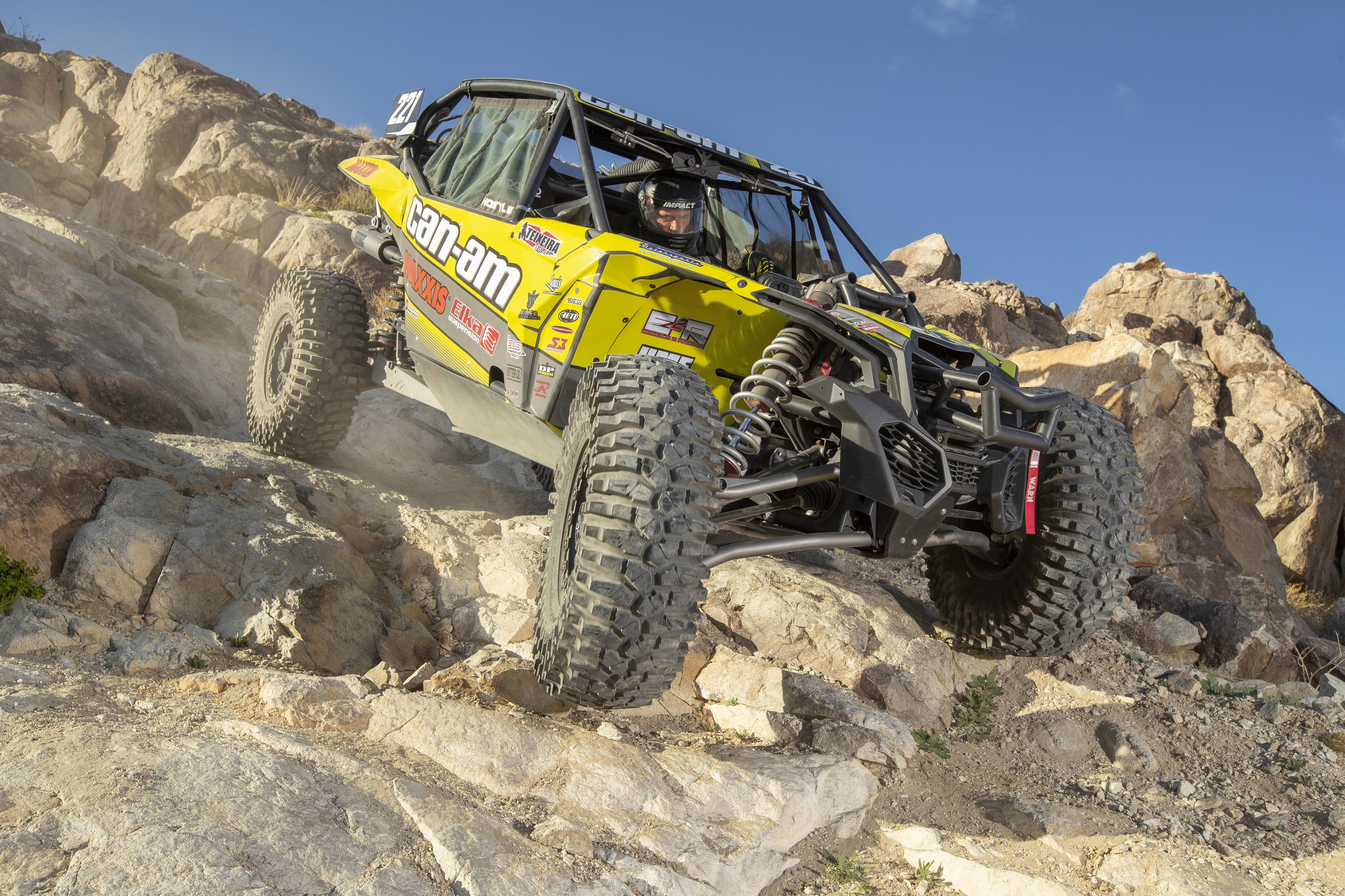 Cody Miller King of Hammers 2020